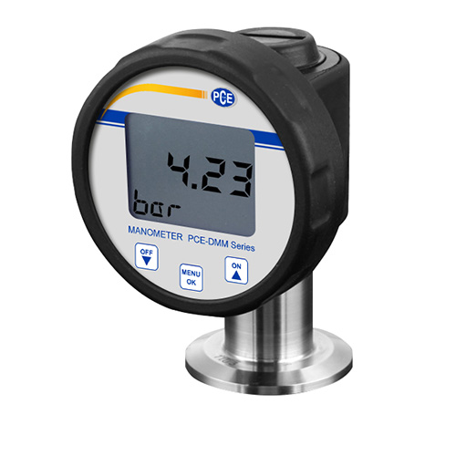 Manometer Digital 2